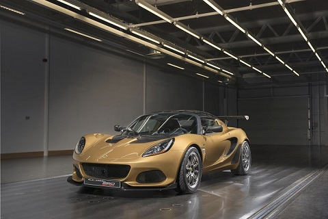 Lotus Elise Cup 260 Celebrates 70 Years Of Adding Lightness