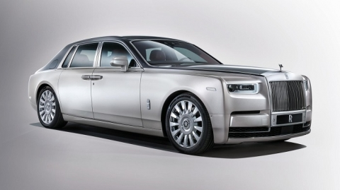 2018 Rolls-Royce Phantom: 'Opulent' Doesn't Do It Justice