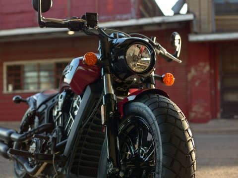 Indian Scout Bobber unveiled