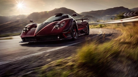 Pagani Shows Zonda Is Still Alive