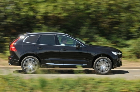 Volvo XC60 T8 2017 review