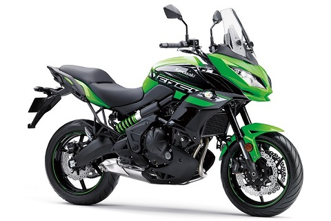 Kawasaki add new colors for 2018 + Pictures