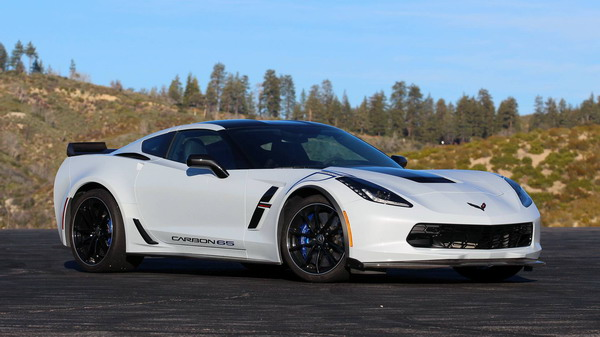 For 2018 theres a new carbon 65 package available for both grand sport and z06 models only 650 of which will be available worldwide