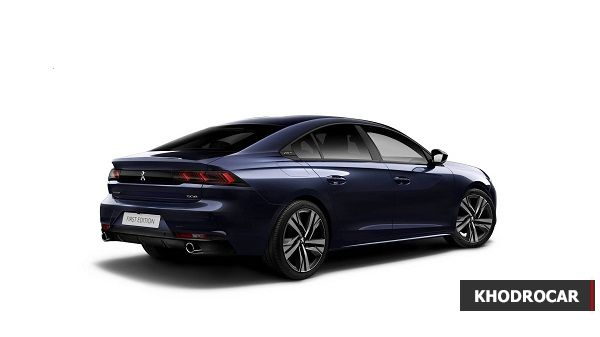 new peugeot 508 first edition has all the bells and whistles. Black Bedroom Furniture Sets. Home Design Ideas