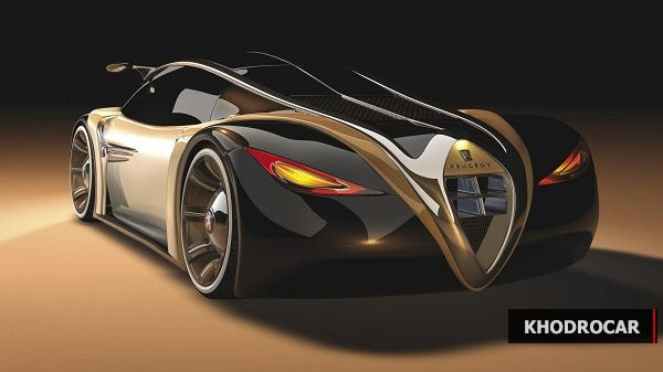2003 Peugeot 4002 Concept We Forgot