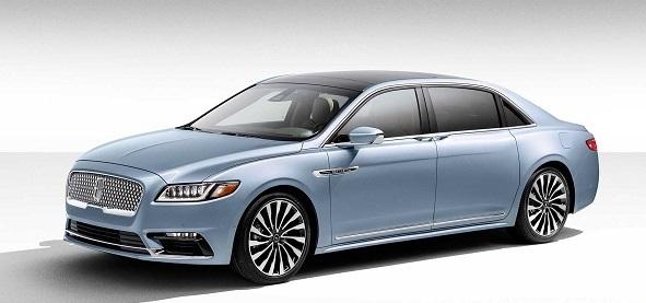 خودرو سوپرلوکس لینکلن کانتیننتال ۲۰۱۹ رونمایی شد