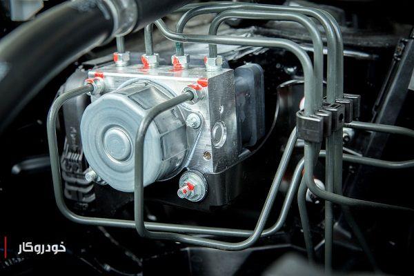 واحد کنترل سیستم ABS چیست؟