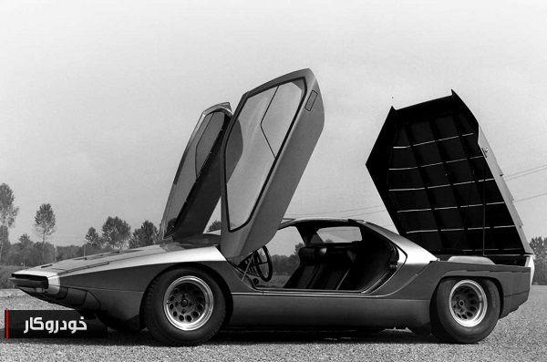 عجیبترین خودروهای مفهومی تاریخ کداماند؟ +تصاویر