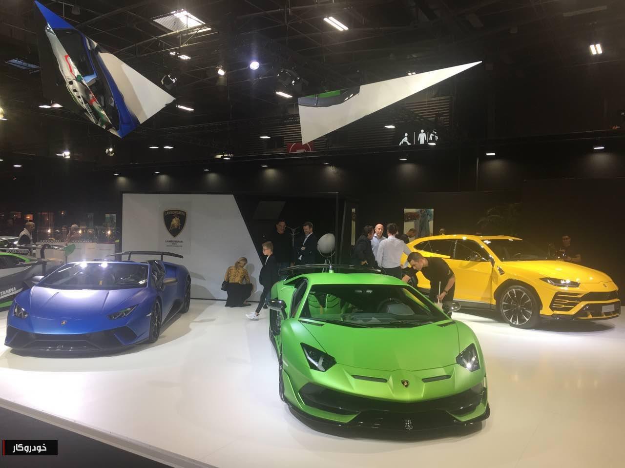 قدرتنمایی خودروییها در نمایشگاه پاریس/ خط و نشان پژو و رنو برای همدیگر