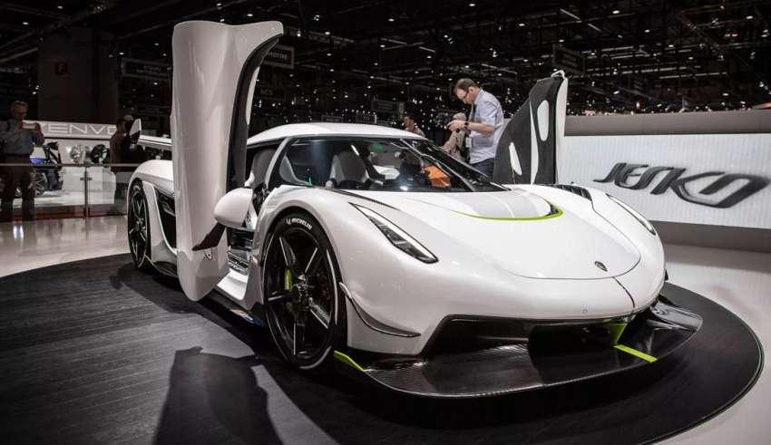 سریعترین خودرو جهان در نمایشگاه بینالمللی ژنو معرفی خواهد شد