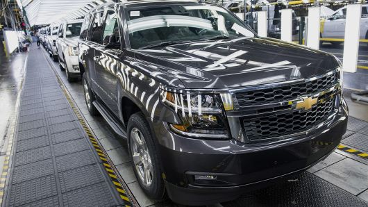 کاهش کمسابقه فروش خودرو در آمریکا