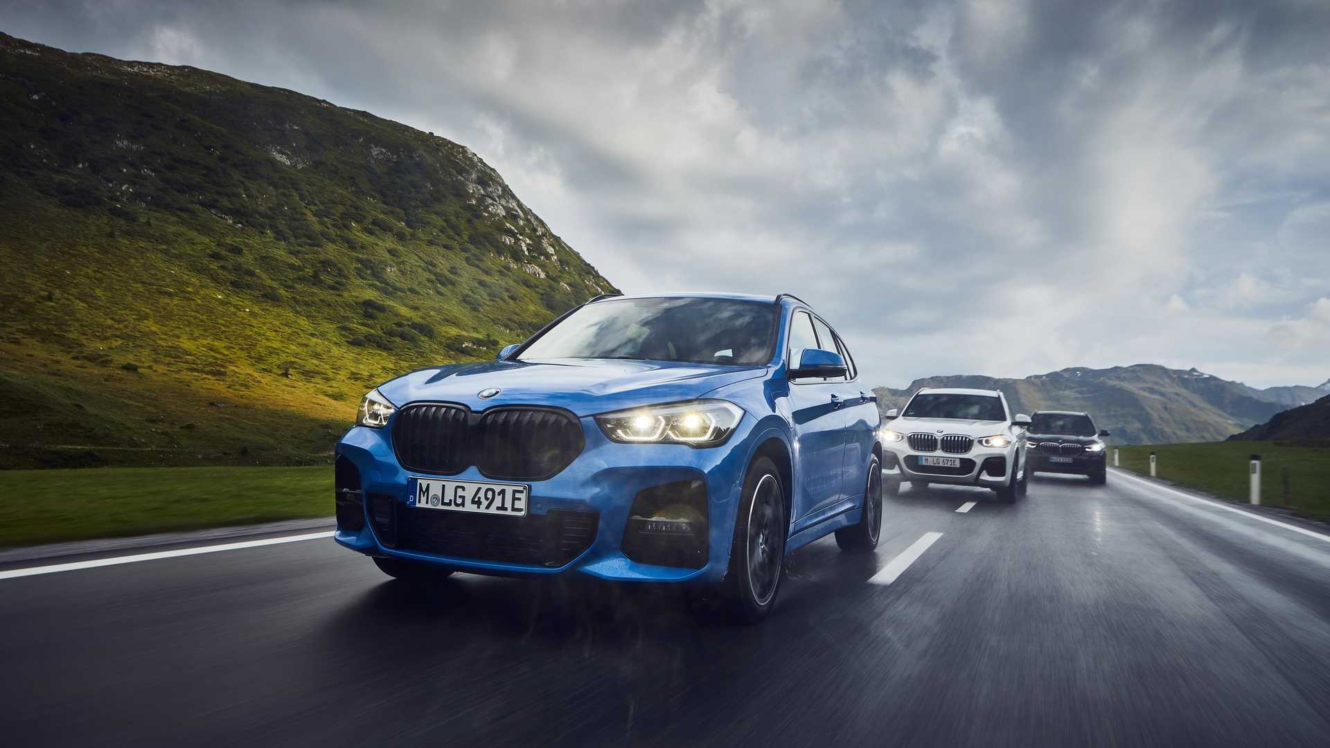 خودروی ب ام و X3 xDrive30e، اتومبیل کارامد و جذاب BMW + تصاویر