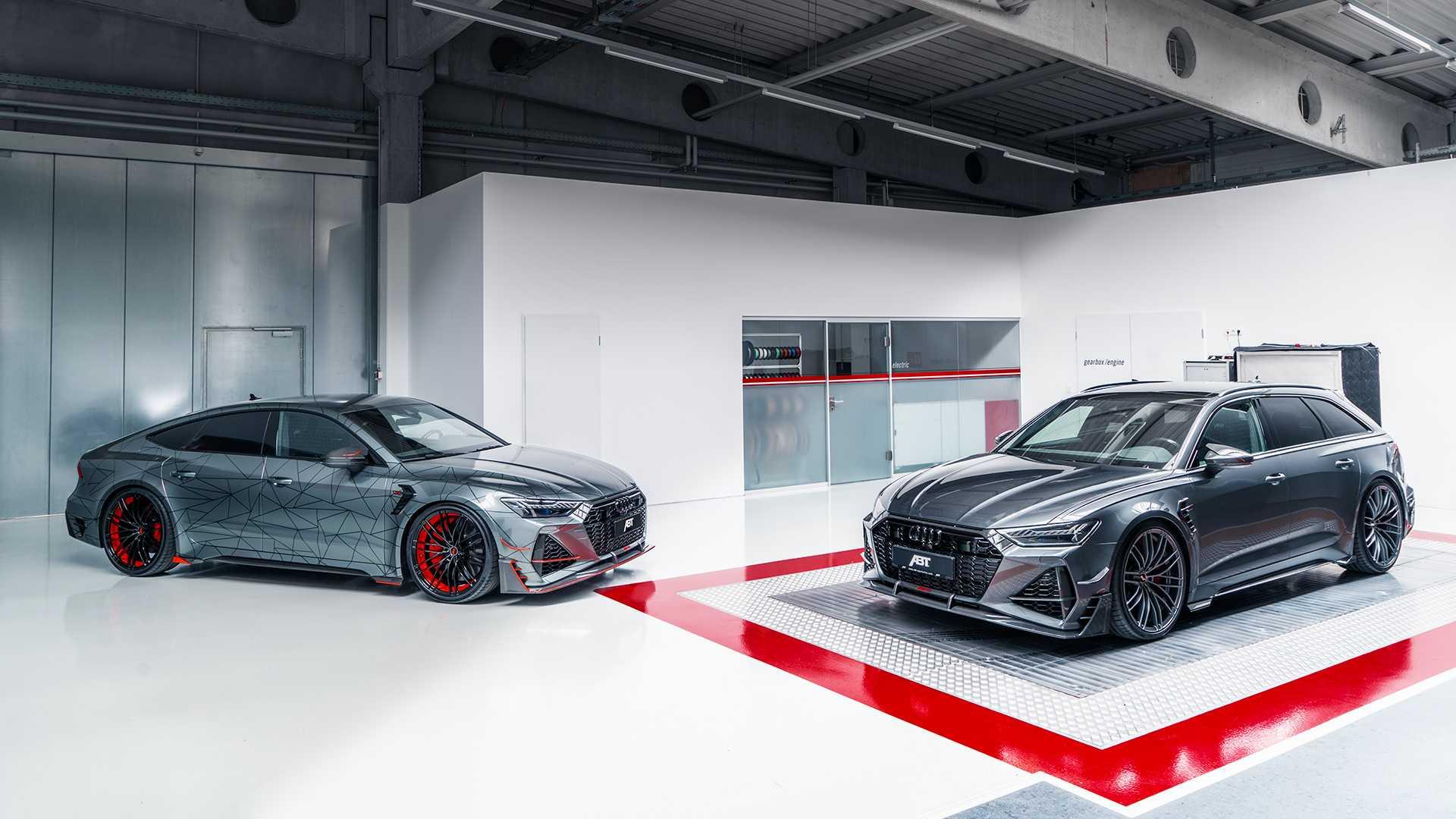 نسخه تیونینگ شده RS6 Avant آئودی به زودی عرضه میشود