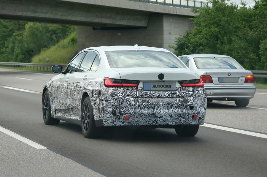 تصاویر اولین اتومبیل تمام الکتریکی BMW