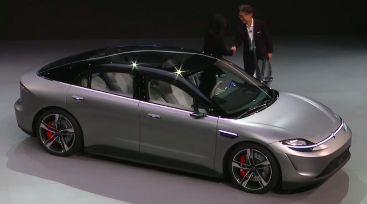 احتمال ساخت خودروی فوقالعاده Vision S قوت گرفت