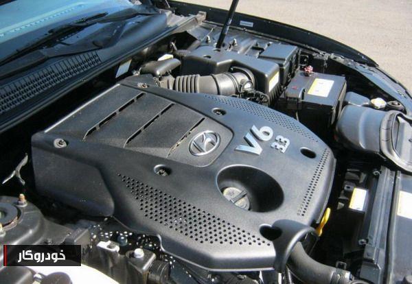 قیمت موتور کامل آزرا