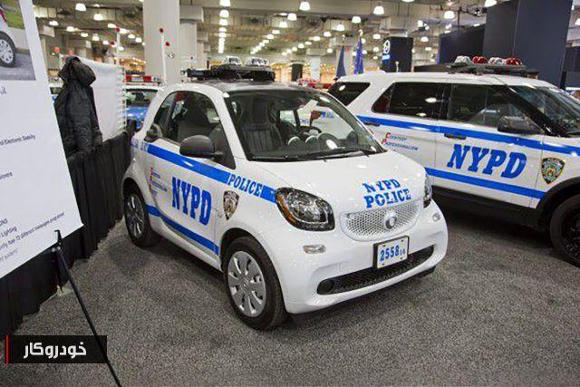 قوی ترین و ضعیف ترین خودروهای پلیس را بشناسید +تصاویر